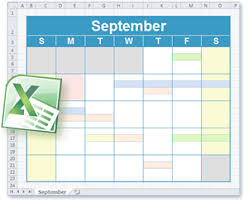 Sign Up Calendar Template Excel Calendar Template Printable Calendar