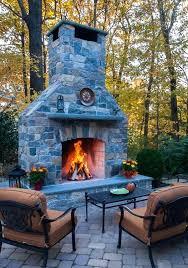 custom outdoor fireplace custom outdoor fireplace screens