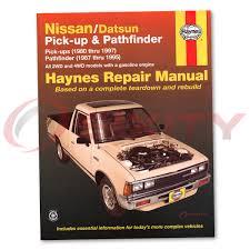 1984 nissan 720 wiring diagram 1984 image wiring nissan 720 haynes repair manual base sport truck deluxe shop on 1984 nissan 720 wiring diagram
