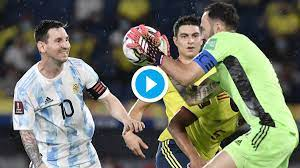 Argentina vs Colombia Live Streaming ...
