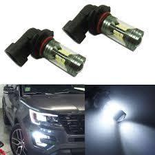 2016 Ford Explorer Led Fog Lights Details About 2pcs High Power 22 3030 Smd White Led Fog Lights Bulbs For 2016 Up Ford Explorer