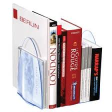 cep ice blue bookends pack of 2 640i blue cep ice magazine rack