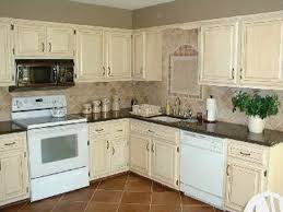 rustic white kitchens. Painting Kitchen Cabinets Rustic White Kitchens N