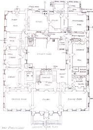 Historic Homes And Mansions Of Texas  Exclusive House Plans From Historic Homes Floor Plans