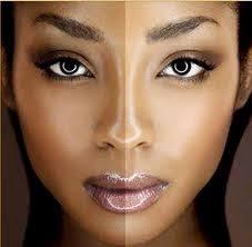 suitable makeup for dark skin photo 2