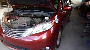 Toyota Sienna Fuse Box Locations and OBD 2 Hookup - YouTube