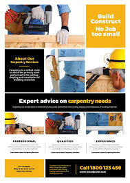 free handyman flyer template free multipurpose business flyer template download free