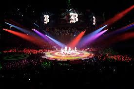 lights stage outdoors concert stage lights stage set lighting