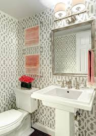 powder room with pedestal sink decorating ideas powder