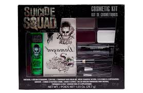 amazon squad the joker costume makeup cosmetic kit clothing