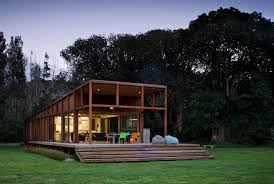 Great Barrier Island Sustainable House Surrounded By Nature ...