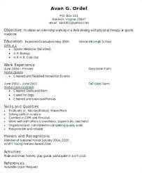 Resume Physical Therapist Sample Resume For Physical Therapist ...