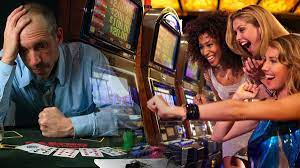 Slot Machines vs Poker Explained - Should I Play Slots or Poker Online?