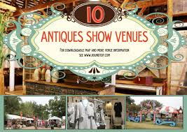 Antiques Venues at Round Top Texas Antiques Show