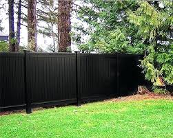 black vinyl fence panels. Brilliant Panels Black Vinyl Fence Privacy Panel And Black Vinyl Fence Panels