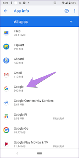 How To Fix Google Search Not Working On Android App And