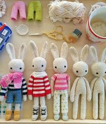 Free Crochet Bunny Pattern Unique Free Easter Crochet Patterns The Best Collection