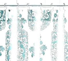 clear top shower curtain amazing design vibrant inspiration carnation home
