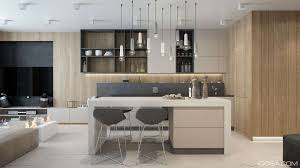 Kitchen And Designs 50 Modern Kitchen Designs That Use Unconventional Geometry