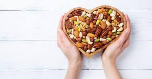 heart healthy nuts to add to your t