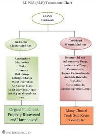 Sle Diet Chart Lupus Sle Treatments Chart Universal Nature Chinese Medicine