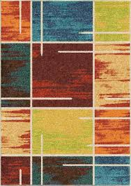 mohawk rainbow stripe rug coffee rugs modern area rug collection home new wave rainbow rug mohawk homer rainbow stripe rectangular rug