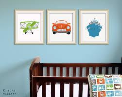 zoom on boy nursery wall art with transportation wall art tranpsortation prints for boys nursery