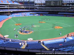 Rogers Stadium Toronto Seating Chart Rogers Centre View From Td Comfort Club 223r Vivid Seats