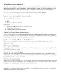 How To Make Your Own Resume Megakravmaga Com