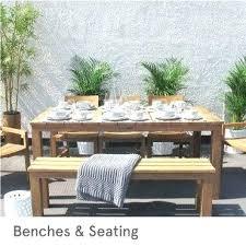 contemporary garden furniture solid teak raft lister uk