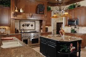 Tile Backsplashes With Granite Countertops Extraordinary 48 Kitchen Backsplash Ideas For 48 Tile Glass Metal Etc