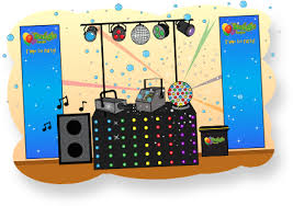 Childrens Disco Invitations Discos For Your Kids Party Froggle Parties