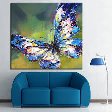 painting on the wallhand painted picture canvas painting on wall pictures for living