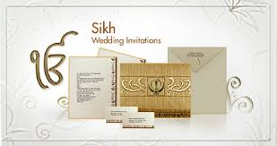 sikh wedding invitations punjabi marriage cards indian wedding Wedding Invitation Cards Sikh indian sikh punjabi wedding card invitations sikh wedding invitation cards wordings