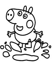 Peppa Pig Da Colorare E Stampare