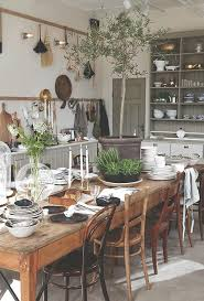 farm table dining room chairs. 15 amazing farmhouse table settings farm dining room chairs