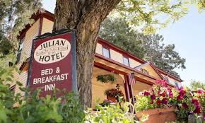 Julian Gold Rush Hotel Bed & Breakfast