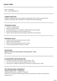 Resume Guidelines Cv Format Latest Sample Resume 100 Guidelines 100 100a For 21