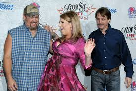 larry the cable guy wife. Contemporary Guy Comedy Central Roast Of Larry The Cable Guy  Arrivals To Wife R