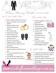 2 Wedding Planning Checklist 5 Months Before Before