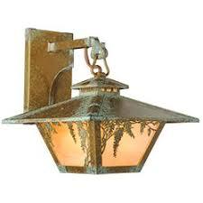 lantern style lighting. craftsman bungalow mission arts and crafts style lighting old california lantern company