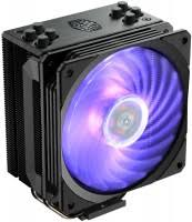 <b>Cooler Master Hyper</b> 212 RGB Black Edition (RR-212S-20PC-R1 ...