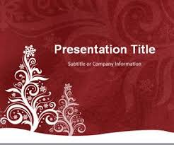 Free Christmas Templates Powerpoint Templates Free Ppt