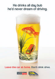 One Love - Drink Cars And Dont Posters Drive
