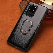 <b>LANGSIDI Luxury phone</b> case with ring For samsung S20 S20+ plus ...