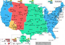 Time Zone Milwaukee Usa Time To Nigeria Tucson Az Time Zone