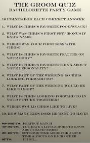 bachelorette party games pinterest bachelorette quiz game jpg Wedding Ideas Quiz groom quiz for bachelorette! get answers from the groom beforehand to compare her responses wedding theme ideas quiz