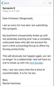 email teacher ohio state student emails teacher with honest late excuse daily