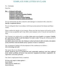 Claim Letter Ohye Mcpgroup Co