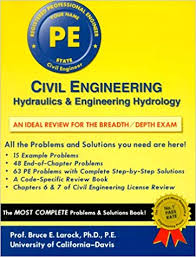 Civil Engineering: Hydraulics and Engineering Hydrology (Engineering ...